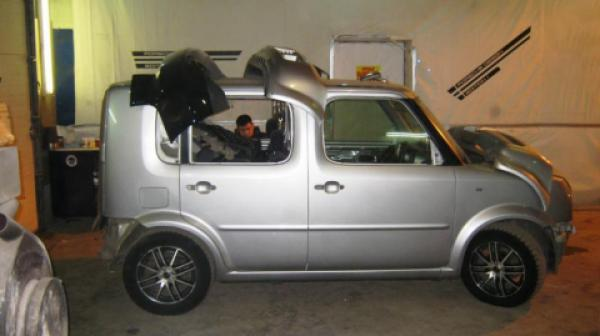 Требования к оклеиваемому автомобилю и рекомендации по эксплуатации