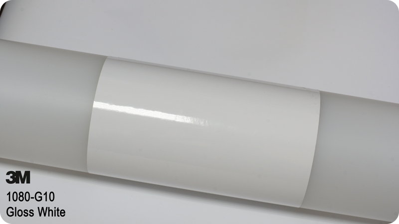 Пленка 3M™ Wrap Film Series 1080-G10, Белый глянец