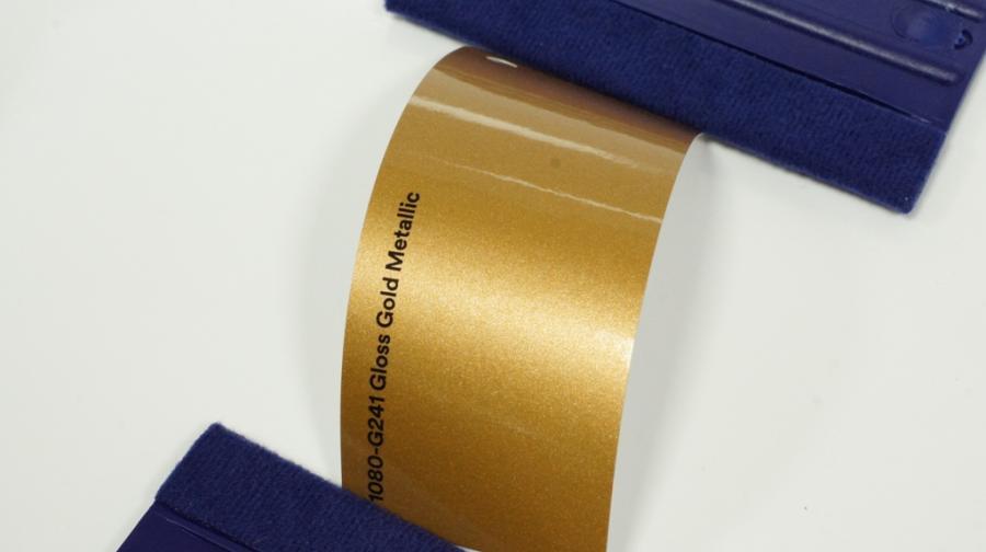 Пленка 3M™ Wrap Film Series 1080-G241,Золотой глянецевый